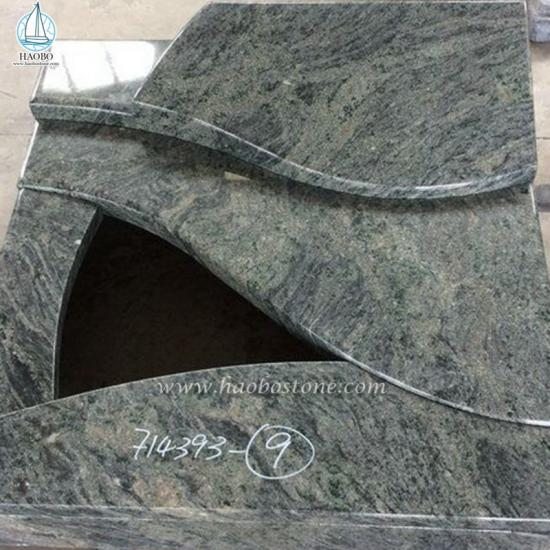 San Francisco Green Granite Monument