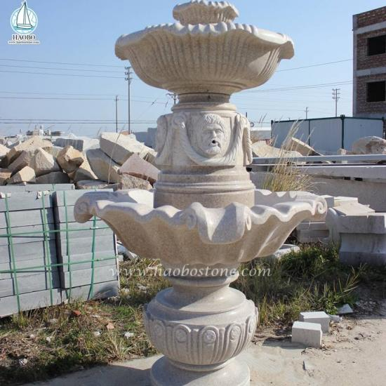 Marble Water Garden Decorate Fountain
